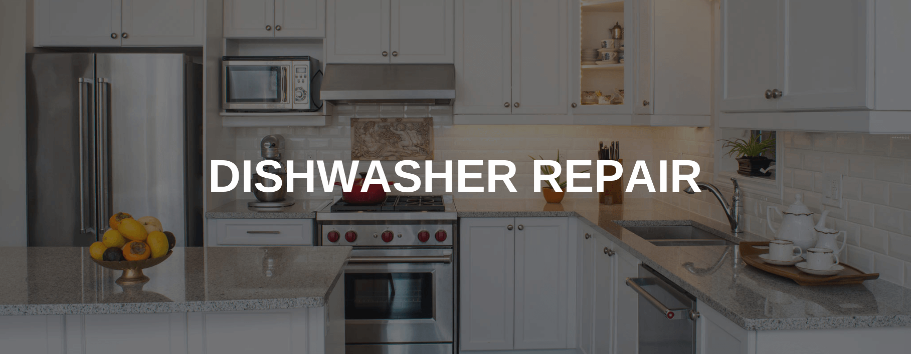 dishwasher repair hayward